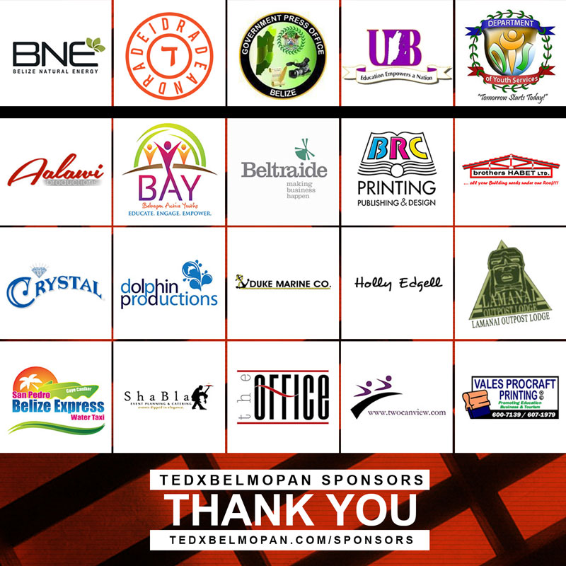 TEDxBelmopan-Belize-Sponsors