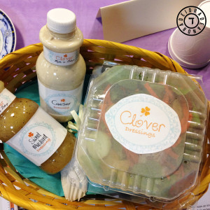 Clover Dressings Belize Small Business